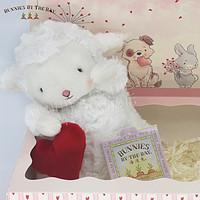 BunniesByThebay爱心小羊毛绒公仔玩具可爱娃娃玩偶礼物海湾兔
