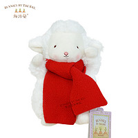 BunniesByTheBay圣诞款可爱女生日礼物小羊公仔毛绒玩具海湾兔