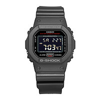 卡西欧手表男G-SHOCK系列方形运动防震防水石英男士手表