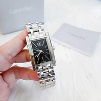 【官方授权2年质保】ck手表K4P珍典系列方形表盘男女士石英手表