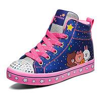家里人的服饰鞋包 篇二:孩子想要闪灯鞋!?那就打开唯品会,搜索斯凯奇吧!