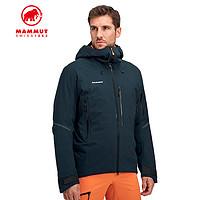MAMMUT猛犸象Nordwand男士Gore-Tex防风防水保暖硬壳冲锋衣滑雪服