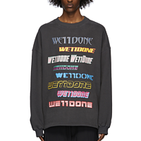 We11done Sweatshirt