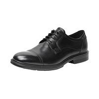 ECCO爱步2020春季新款商务正装皮鞋休闲鞋男英伦真皮德比鞋里斯