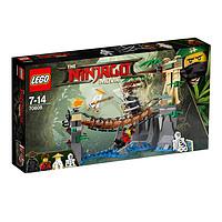 樂高幻影忍者系列70608忍者大师命运大决战LEGO积木玩具