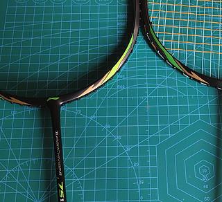 羽毛球 篇二十八:李宁能量75i简单晒单分享
