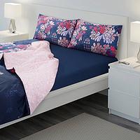 宜家玩起中式风格,用清朝头饰、桂花、蝴蝶装点的ELSEBY家纺系列上新!