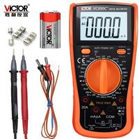 胜利仪器(VICTOR)数字万用表VC890C+高精度智能多用表