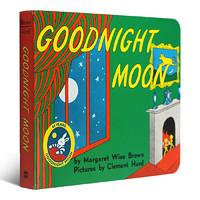 GoodnightMoon60thAnniversaryEdition[BoardBook]晚安月亮船60周年纪念版(卡板书)ISBN9780694003617英语英文原版绘本