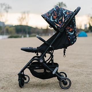 帮你捋捋婴儿车的选购要点,惠尔顿星语轻便婴儿伞车开箱