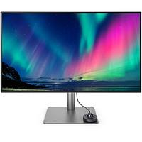 明基(BenQ)PD3220U32英寸IPS4KHDR10bit多色域专业色彩可四分屏高分设计绘图电脑显示器(双雷电3)