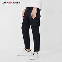 多件多折/杰克琼斯outlets春男便捷可收纳轻薄运动休闲工装裤潮