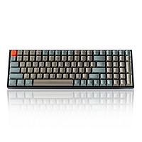 京东京造K4蓝牙双模机械键盘100键背光青轴无线键盘Mac/iPad键盘键盘机械蓝牙键盘键盘无线