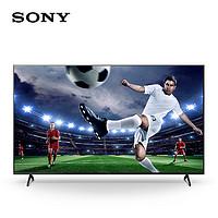 索尼(SONY)KD-85X85J85英寸4K超高清HDR安卓智能液晶大屏金属边框电视全面屏