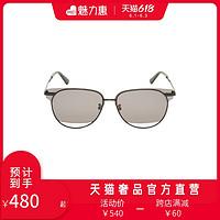 MCQ春夏多色全框镂空镜片个性男女同款太阳镜墨镜