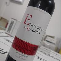 葡萄牙高斯达干红葡萄酒4.5星2019EncostasdoBairroRed