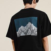 1626潮流 VMCL雪山印花T恤