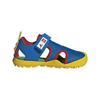 CAPTAINTOEYLEGOK乐高联名男小童舒适休闲运动凉鞋