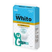 妮飘NepiaWhito12小时纸尿裤XL4片(12-17kg)婴儿尿不湿日本进口海量吸收【体验装】