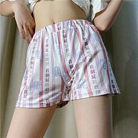 打底裤哈士奇个性JK裙短睡裤防走光恶搞沙雕夏季狗头保险安全裤女