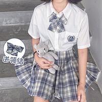 【JK衬衫】新款时尚百搭夏季校园短袖上衣衬衫女日系学院风制服