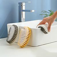 卫生间刷子地板刷浴缸可弯曲清洁工具无死角瓷砖墙壁浴室刷地神器