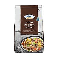 瑞典进口Guud牌FREBACO麦麸麦片700g燕麦/小麦/黑麦/大麦葡萄干/菠萝干/木瓜干不含坚果和杏仁