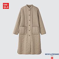 优衣库【设计师合作款】女装压线大衣442903UNIQLO