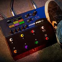 LINE6HD500XPODGO电吉他综合效果器HELIX音箱模拟专业舞台演出