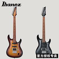正品IBANEZ依班娜电吉他SA260FM/460QM小双摇电吉它电吉他套装