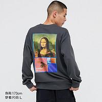 男装/女装(UT)卢浮宫博物馆卫衣(长袖)445867