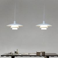 PH3/4/5吊灯北欧现代极简餐厅吧台卧室创意单头吊灯