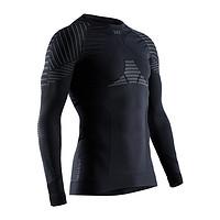 X-BIONIC全新4.0优能男士圆领运动上衣轻量化跑步健身马拉松长跑