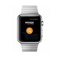 手表上一键下单:Amazon 亚马逊 App 适配 Apple Watch