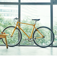 兼顾时尚与速度:700Bike 发布后街、百花、美术馆、银河四款城市自行车