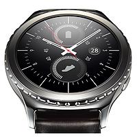 可旋转表圈、续航2~3天:SAMSUNG 三星 发布 Gear S2 智能手表