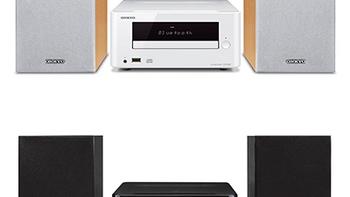 新增NFC快速配对:ONKYO 安桥 发布 X-U5X 蓝牙HI-FI迷你音响系统