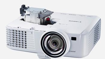 主打商用与教育领域:Canon 佳能发布四款LV系列DLP投影仪