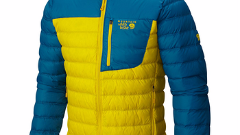 轻盈保暖平衡之选:MOUNTAIN HARDWEAR 山浩 推出 Dynotherm Down Hooded Jacket 羽绒服