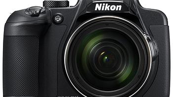 24-1440mm超大焦距范围:Nikon 尼康 发布 COOLPIX B700 长焦相机