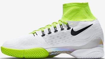 袜筒时代或已来临:NIKE 耐克 推出 Air Zoom Ultrafly HC QS 网球鞋