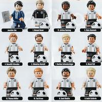 德迷注意:LEGO乐高71014德国队抽抽乐开售