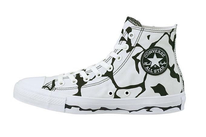 奥特曼与小怪兽:CONVERSE 匡威 x Ultraman 奥特曼 推出 50周年联名系列 帆布鞋