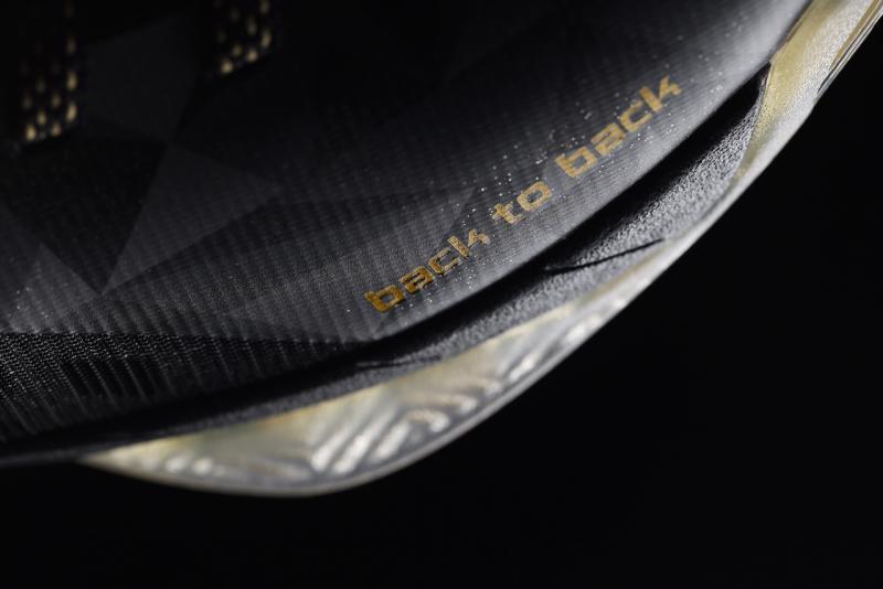 "势在必得:ANTA 安踏 推出 KT1 ""Back to Back"" 总冠军配色 篮球鞋"