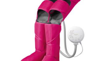 可完整包裹腿部:Panasonic 松下 发布 新款 腿部按摩仪 EW-RA96
