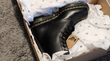 内心住着Cool Girl:Dr Martens 经典8孔1460马丁靴