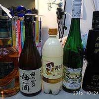 KOOKSOONDANG 麴醇堂 米酒&梅乃宿 日本梅酒&Dewar's 帝王 15年调配苏格兰威士忌