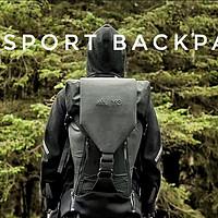#本站首晒# 忍者行囊:Adidas Y-3 SPORT 2016秋冬款休闲运动背包开箱