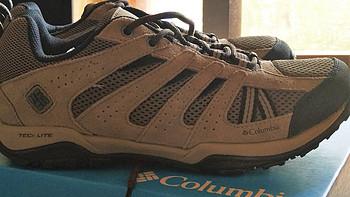 #原创新人#飘洋过海的Columbia 哥伦比亚 户外鞋