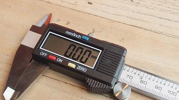 华丰巨箭 HF-8631215 测量工具 数显游标卡尺150MM